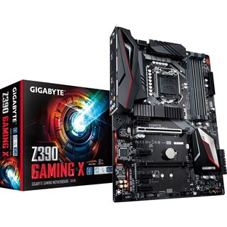 Gigabyte Z390 Gaming X Intel Z390 So.1151 Dual Channel DDR ATX Retail