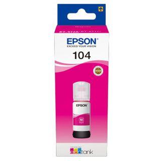 Epson EcoTank 104 65ml Nachfülltinte magenta