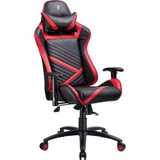 Tesoro Gaming Stuhl Tesoro F700 Zone Speed rot