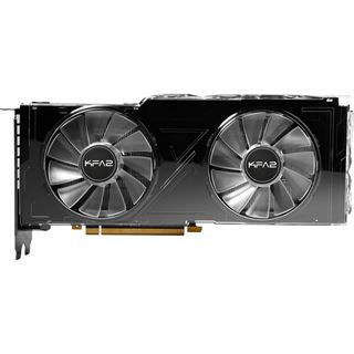 8GB KFA2 GeForce RTX 2070 OC Aktiv PCIe 3.0 x16 (Retail)