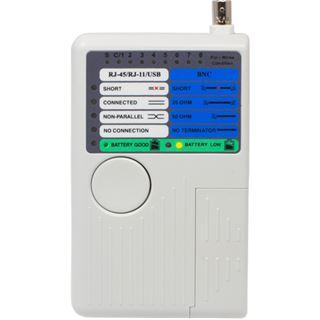 Good Connections Netzwerk-Kabeltester mit Remote-Einheit für