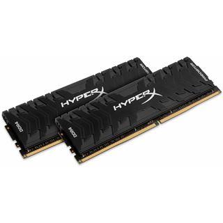 16GB HyperX Predator schwarz DDR4-4000 DIMM CL19 Dual Kit