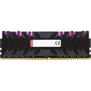 16GB HyperX Predator RGB DDR4-3200 DIMM CL16 Dual Kit