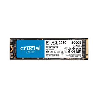 500GB Crucial P1 NVMe M.2 2280 PCIe 3.0 x4 3D-NAND QLC (CT500P1SSD8)