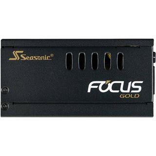 650 Watt Seasonic FOCUS SFX GOLD 650 aktiv vollmodular 80 PLUS Gold