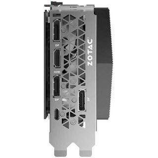 8GB ZOTAC GeForce RTX 2070 GAMING AMP Extreme Core Aktiv PCIe 3.0 x16