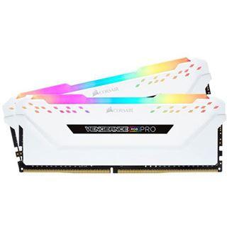 32GB Corsair Vengeance RGB PRO weiß DDR4-2666 DIMM CL16 Dual Kit