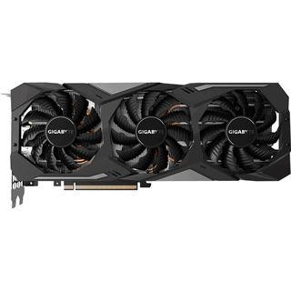 11GB Gigabyte GeForce RTX 2080 Ti Gaming OC 11G Aktiv PCIe 3.0 x16