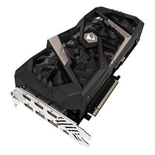 8GB Gigabyte GeForce RTX 2080 AORUS Xtreme 8G Aktiv PCIe 3.0 x16