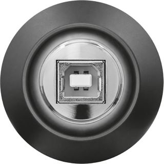 Trust Gaming GXT 252 Emita Streaming USB-Tischmikrofon - schwarz