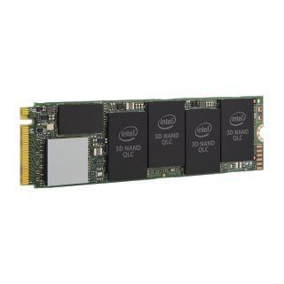 512GB Intel 660P M.2 2280 PCIe 3.0 x4 NVMe 1.3 3D-NAND QLC