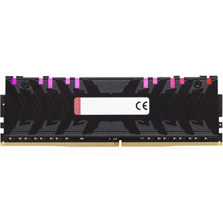 8GB HyperX Predator DDR4-3600 DIMM CL17 Single