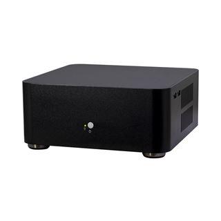 Inter-Tech Case ITX A80 schwarz