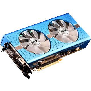 8GB Sapphire Radeon RX 590 Nitro+ Special Edition Aktiv PCIe 3.0 x16