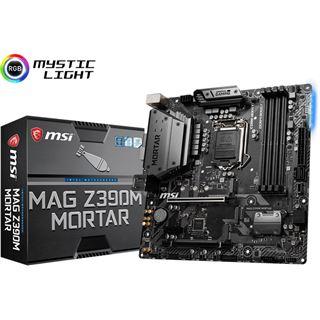 MSI MAG Z390M MORTAR Intel Z390 So.1151 Dual Channel DDR mATX Retail