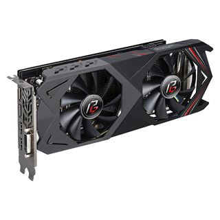 8GB ASRock Radeon RX 590 Phantom Gaming X OC Aktiv PCIe 3.0 x16