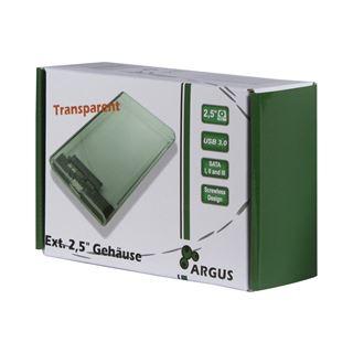 Inter-Tech HDD Case Argus GD-25000, USB 3.0