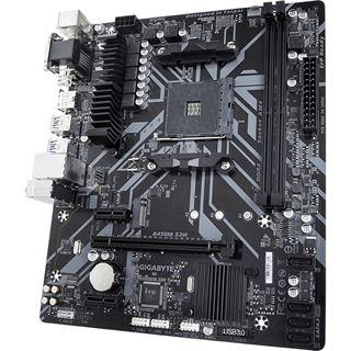 Gigabyte B450M S2H AMD B450 So.AM4 Dual Channel DDR mATX Retail