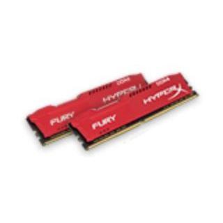 32GB HyperX FURY rot DDR4-3466 DIMM CL19 Dual Kit