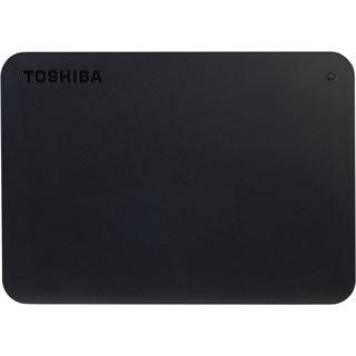 "4000GB Toshiba Canvio Basics HDTB440EK3CA 2.5"" (6.4cm) USB 3.0"