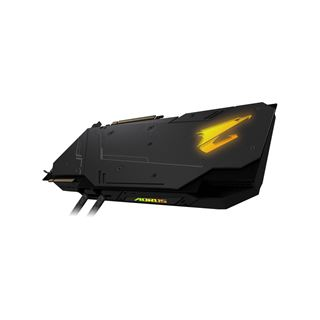 8GB Gigabyte GeForce RTX 2080 AORUS Xtreme Waterforce Wasser PCIe 3.0