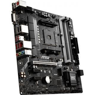 MSI B450M BAZOOKA V2 AMD B450 So.AM4 Dual Channel DDR4 mATX Retail