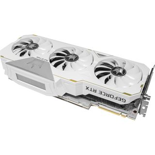 11GB KFA2 GeForce RTX 2080 Ti Hall Of Fame Aktiv PCIe 3.0 x16 (Retail)