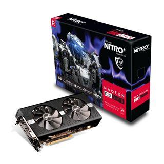 8GB Sapphire Radeon RX 590 Nitro+ Aktiv PCIe 3.0 x16 (Lite Retail)