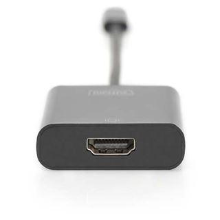 USB Digitus Type-C 4K HDMI Grafik-Ad.