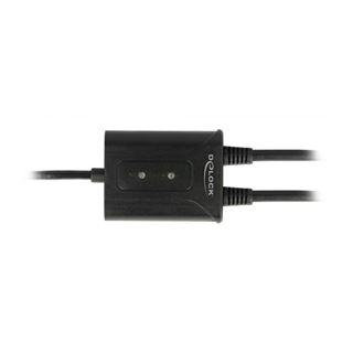 Delock USB 2.0 auf 2 x Seriell RS-232 Adapter