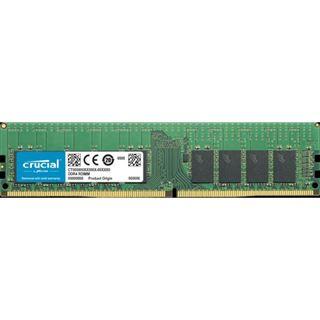 16GB Crucial CT16G4RFD8293 DDR4-2933 regECC DIMM CL21 Single