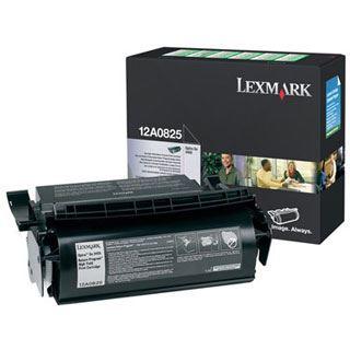 Lexmark 12A0825 Toner schwarz für Optra Se 3455, Se 3455n, Se