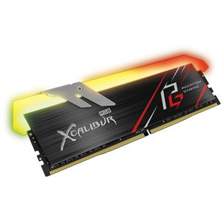 16GB TeamGroup XCALIBUR RGB Special Edition DDR4-3600 DIMM CL18 Dual