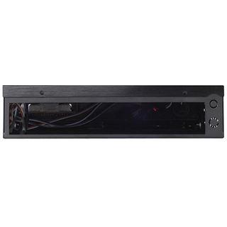 Silverstone SST-PT13B-USB3.0 Petit Thin-Mini-ITX Gehäuse schwarz