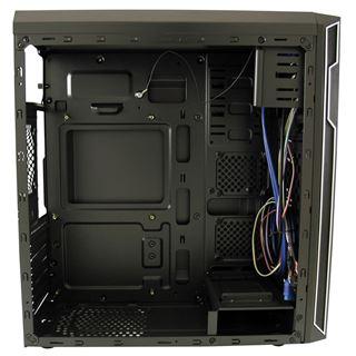 LC-Power 7038B Midi Tower ohne Netzteil schwarz