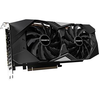 6GB Gigabyte GeForce RTX 2060 Windforce OC 6G Aktiv PCIe 3.0 x16