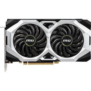6GB MSI GeForce RTX 2060 VENTUS 6G OC Aktiv PCIe 3.0 x16 (Retail)