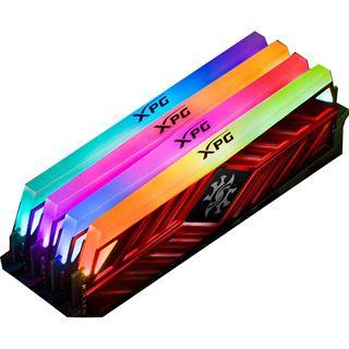 16GB ADATA XPG Spectrix D41 RGB rot DDR4-3600 DIMM CL17 Dual Kit