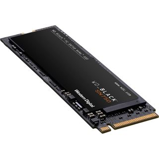 500GB WD Black SN750 Gaming M.2 2280 PCIe 3.0 x4 NVMe 3D-NAND TLC