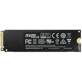 1000GB Samsung 970 Evo Plus M.2 2280 PCIe 3.0 x4 NVMe 1.3 3D-NAND TLC