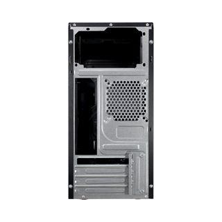 Inter-Tech IT-6805 Mini Tower ohne Netzteil schwarz