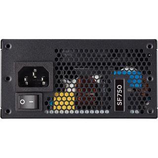 750 Watt Corsair Netzteil SF750 Platinum (SFX/80+)