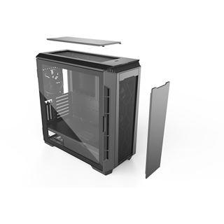 Phanteks Eclipse P600S gedämmt mit Sichtfenster Midi Tower ohne