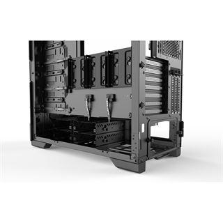 Phanteks Eclipse P600S gedämmt Midi Tower ohne Netzteil schwarz