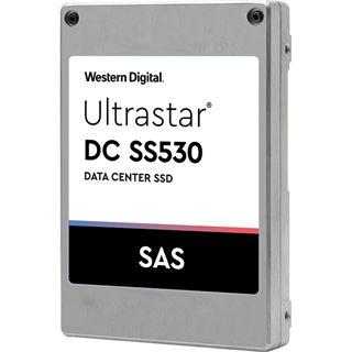 "400GB WD Ultrastar DC SS530 2.5"" (6.4cm) SAS 12Gb/s 3D-NAND TLC"