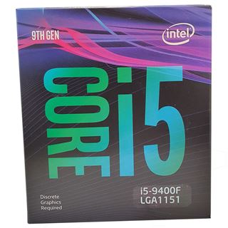 Intel Core i5 9400F 6x 2.90GHz So. 1151 BOX