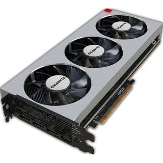 16GB 16GB Gigabyte Radeon VII Aktiv PCIe 3.0 x16 (Retail)