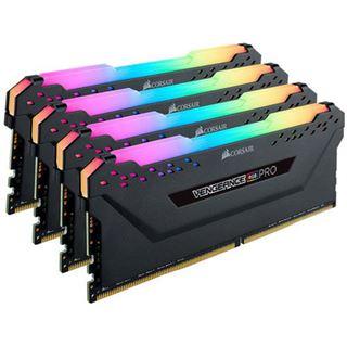 64GB Corsair Vengeance RGB PRO schwarz DDR4-3600 DIMM CL18 Quad Kit