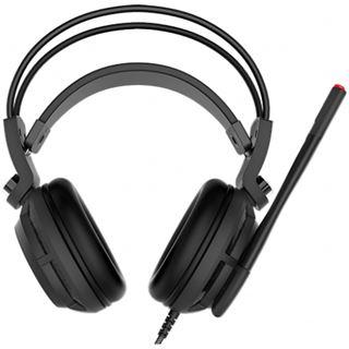 MSI GAMING Headset DS502 schwarz/rot