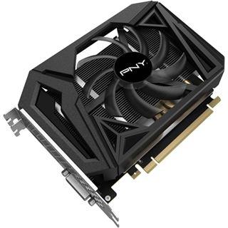 6GB PNY GeForce RTX 2060 Single Fan Aktiv PCIe 3.0 x16 (Retail)